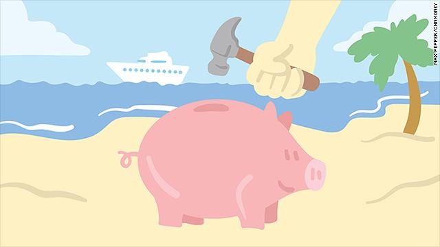 A Retirement Spending Parable