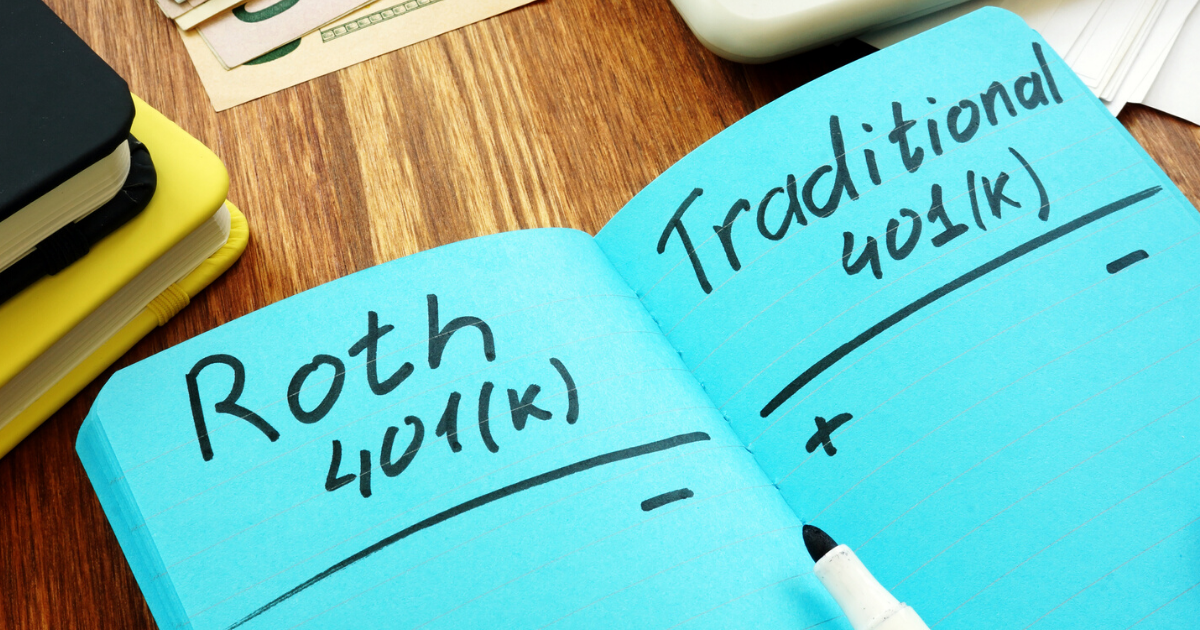 Traditional 401k vs. Roth 401k- Updated for 2018