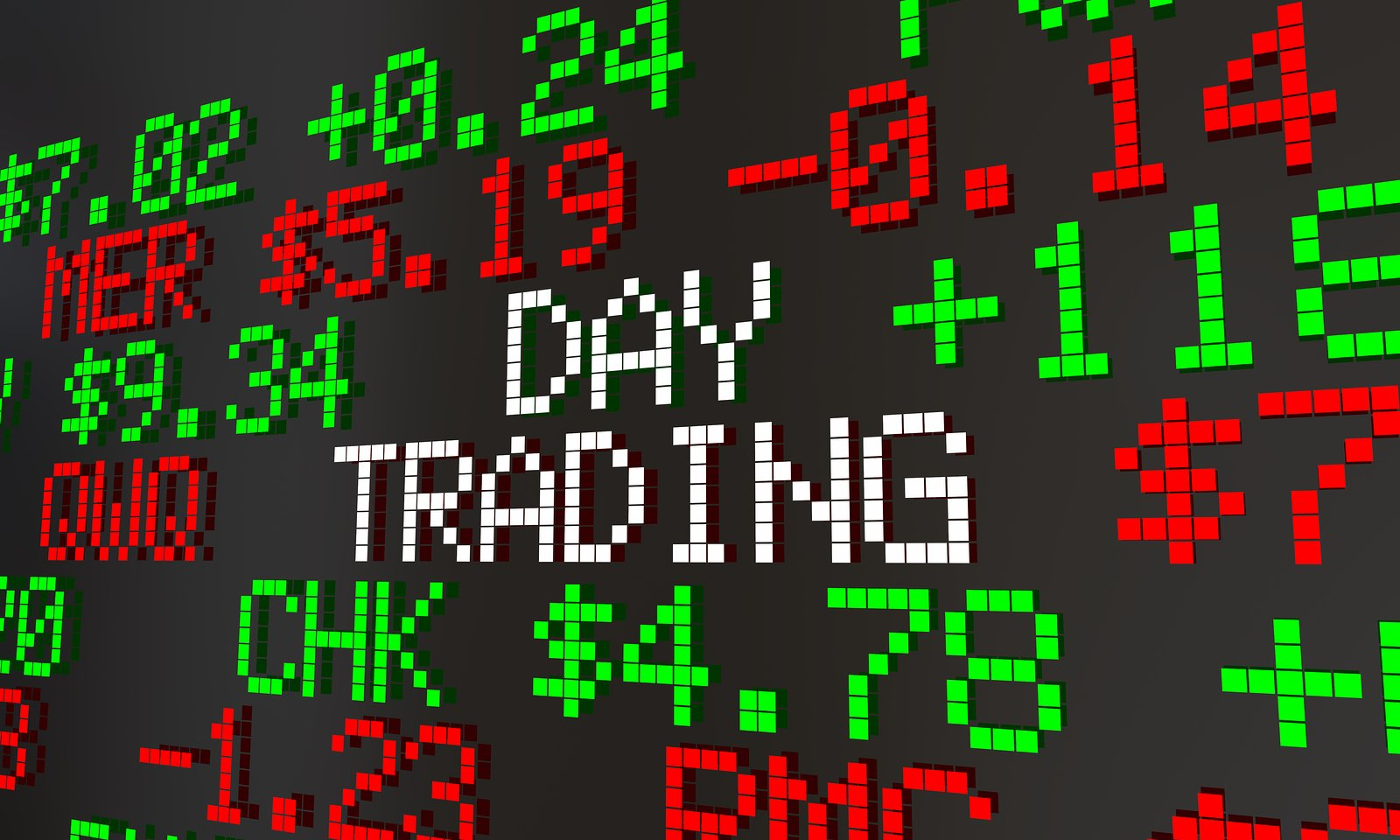 The Perils of Day Trading